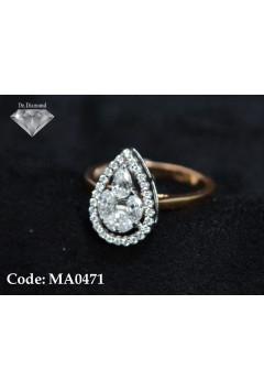 خاتم ألماس من Dr.Diamond 22050