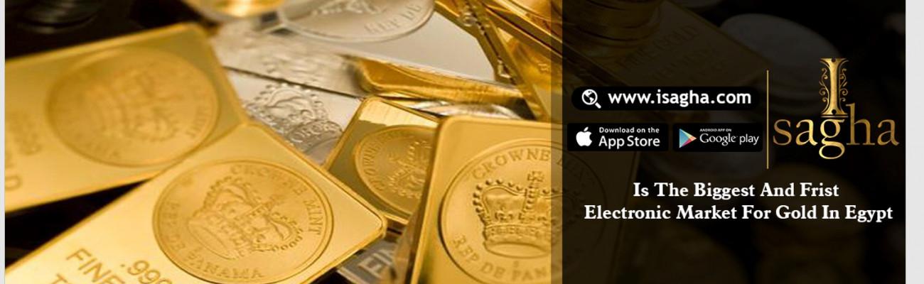 التقرير الفنى عن اتجاه الذهب