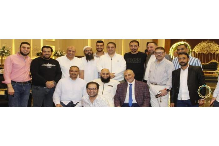 حفل افطار لجواهرجية مصر بدعوة من محلات الفتح