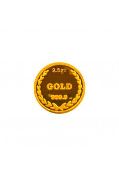 سبيكة ذهب عيار 24 من جيد جولد Gaied Gold 2535