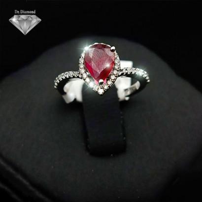 خاتم ألماس من Dr.Diamond 12025