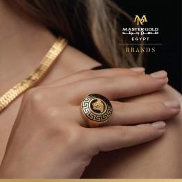 طقم كامل ذهب عيار 18 من ماستر جولد Master gold