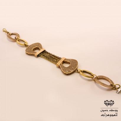انسيال ذهب عيار 18 من Master gold 19105