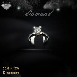 خاتم ألماس من Dr.Diamond