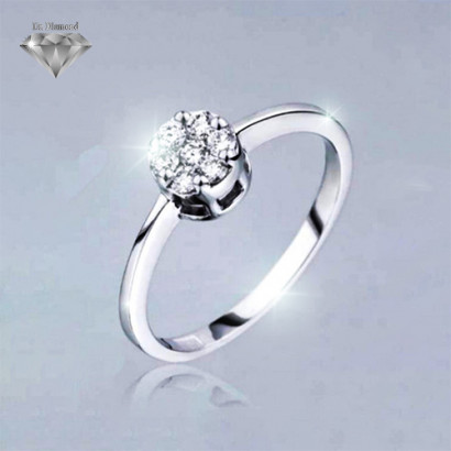 خاتم ألماس من Dr.Diamond 6405