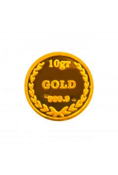 سبيكة ذهب عيار 24 من جيد جولد Gaied Gold 10295
