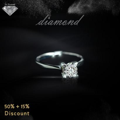 خاتم ألماس من Dr.Diamond 6610