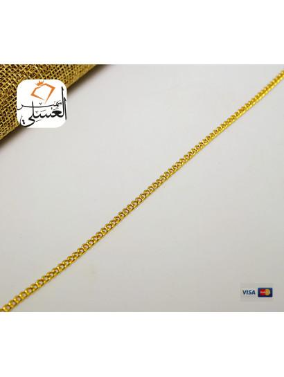 انسيال ذهب عيار 18 من Egypt gold 1860