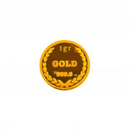 سبيكة ذهب عيار 24 من جيد جولد Gaied Gold