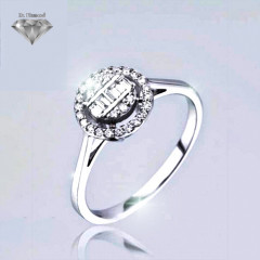 خاتم ألماس من Dr.Diamond 6720