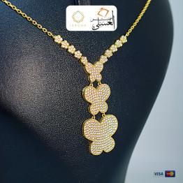 طقم كامل ذهب عيار 18 من ايجيبت جولد Egypt gold