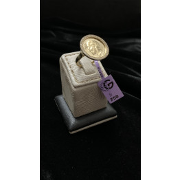 خاتم ذهب عيار 18 من ايجيبت جولد Egypt gold