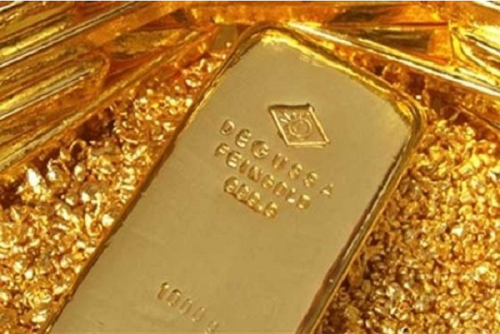 البنك المركزي يضخ 4 آلاف أوقية من الذهب للأصول الرسمية الأجنبية