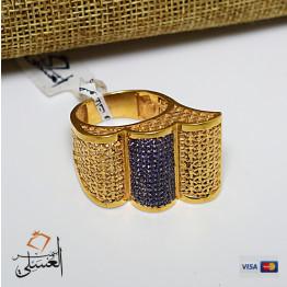 خاتم ذهب عيار 21 من ايجيبت جولد Egypt gold